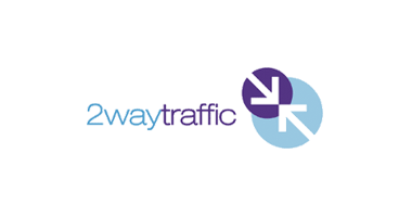Completed Transactions - 2 Way Traffic Logo