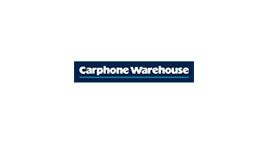 Completed Transactions - Carphone Warehouse Logo